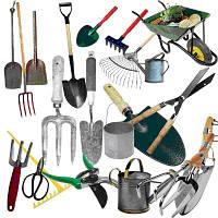 Инвентарь технический (метлы,веники,ведра,лопаты,черенки и др)