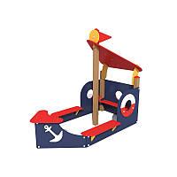 Ігрове обладнання для дитячих садків Кораблик