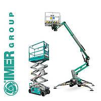 Подъемники IMER Group (Италия)