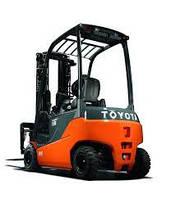 Запчасти на погрузчик Toyota