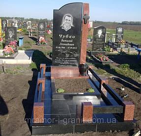 Памятник комбинированный 2
