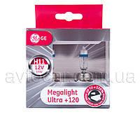General Electric Megalight Ultra +120%  Н11, 2шт. 53110SNU