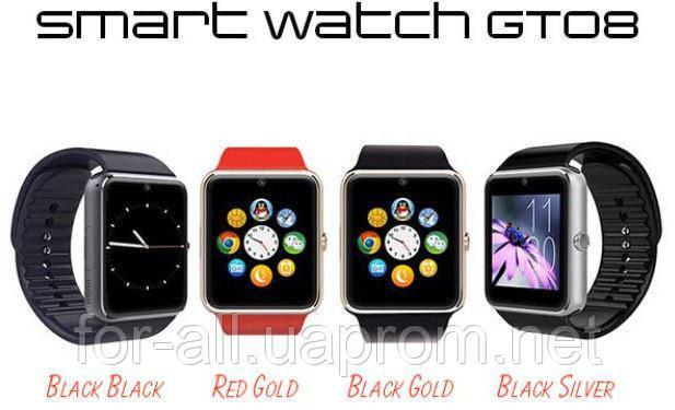 Фото умных часов GT08 в интернет-магазине Модная покупка