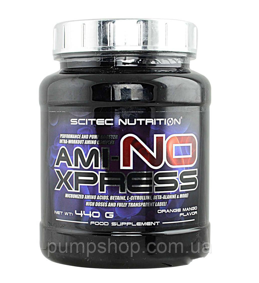 Аминокислоты Scitec Nutrition Ami-No Xpress 440 г