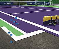 """Многослойная система на основе акриловых смол для теннисных кортов Mapecoat TNS Professional от ТМ """"Mapei"""""""
