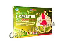 Иэрмэй Зелёный Чай с L-карнитином  -  капсулы для похудения, 64 капс.