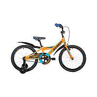 """Детский велосипед Avanti Lion 18"""" оранжевый"""