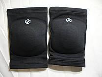 Волейбольные наколенники ASICS GEL KNEEPAD размер XL чёрные