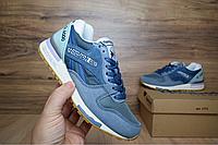 Кроссовки женские Reebok Classic GL 6000 голубые