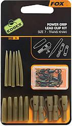 Безопасная клипса Fox EDGES Power Grip Lead Clip Kit  CAC638