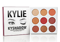 Тени Kylie Cosmetics Kyshadow The Burgundy Palette (6 цветов), фото 1