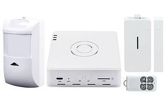 Беспроводная Wi-Fi система безопасности Broadlink S2 (обновленная Broadlink S1)
