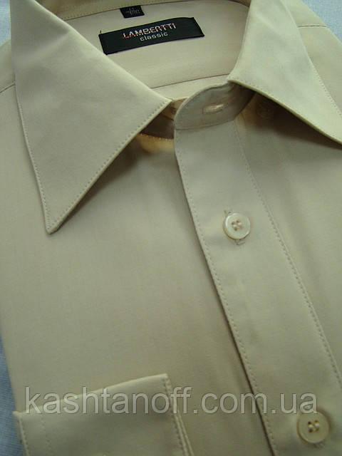 Бежевая рубашка