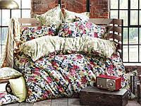 Сатиновый комплект постельного белья 160x220 ISSIMO AUSTIN