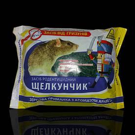 """Родентицид """"Щелкунчик""""  120 гр. зерно от крыс и мышей"""