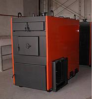 Котел твердотопливный СЕТ 40-М с ручной подачей топлива