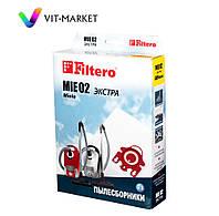 Мішок-пилозбірник Filtero Екстра MicroFib для пилососів Miele код MIE 02