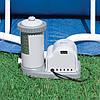 Фильтрующий насос Intex 56634 Filter Pump (производительность 9462 л|ч) + сменный фильтр  киев