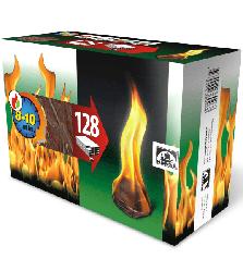 Разжигатель огня Hansa 128 шт.