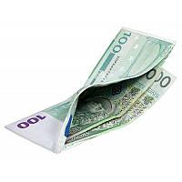 Оригинальный кошелек с притом банкноты, бумажник, портмоне