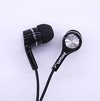 Наушники Philips с микрофоном техпакет