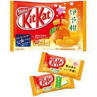 Kit Kat Мандарин 1 Батончик
