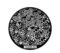 Диск для стемпинга PUEEN 92
