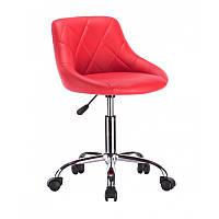 Кресло для салона красоты HC1054K  красный