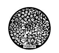 Диск для стемпинга PUEEN 93
