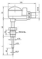 Термоперетворювач опору ТСМ-0989Р, фото 1