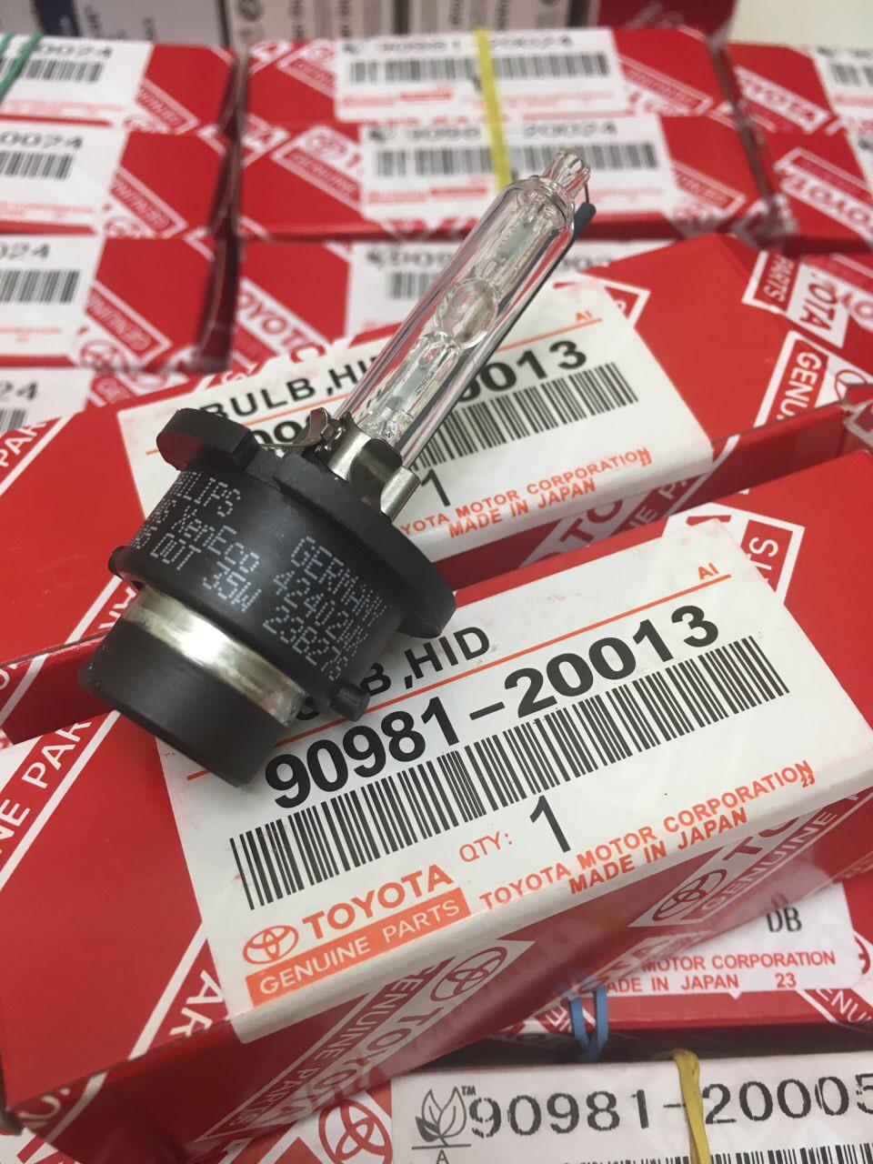 Ксенонова лампа D4S Филипс 90981-20024 / 90981-20013