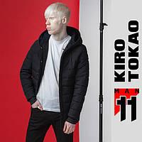 11 Киро Токао   Японская куртка демисезонная 4864 черный