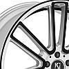 KOKO KUTURE MASSA-7 Silver with Black Anodized Face, фото 2