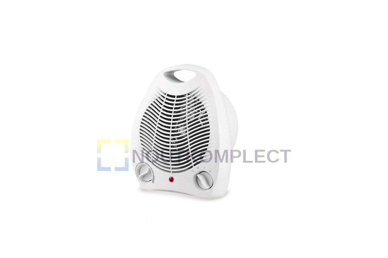 Тепловентилятор Midas - [FH-501-1] белый