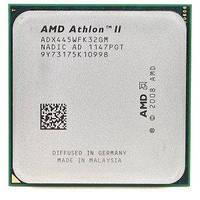 Процессор AMD Athlon II X3 445 3.10MHz, sAM3