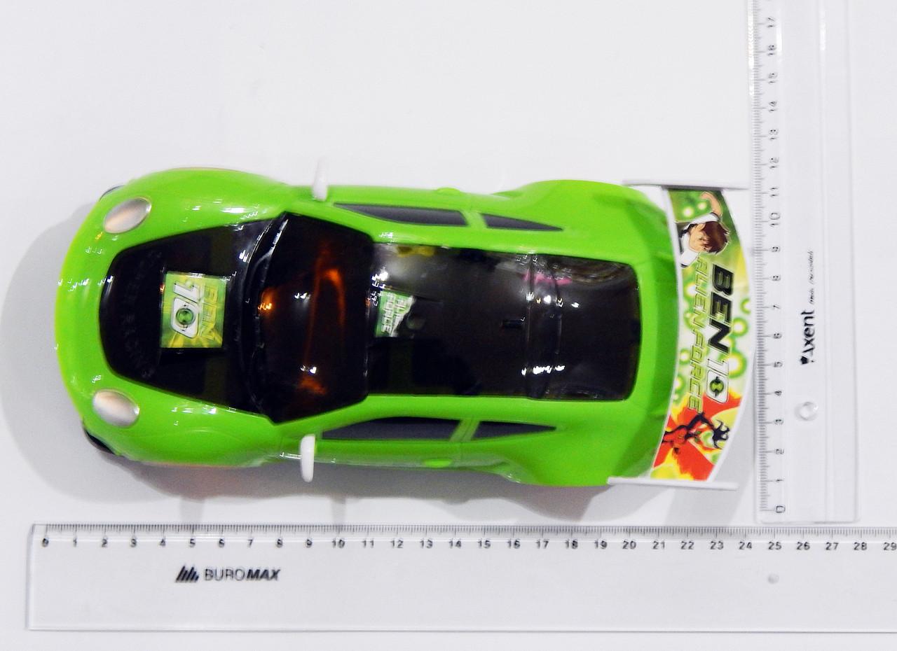 Интерактивная машина Ben 10 Alien Force 4D Свет,звук