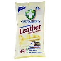 Салфетки Green Shield Для Кожаных Изделий, 50 Шт