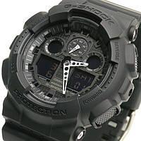 Часы мужские Casio G-Shock All black, фото 1