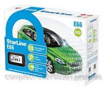 Сигнализация Starline E66 ECO
