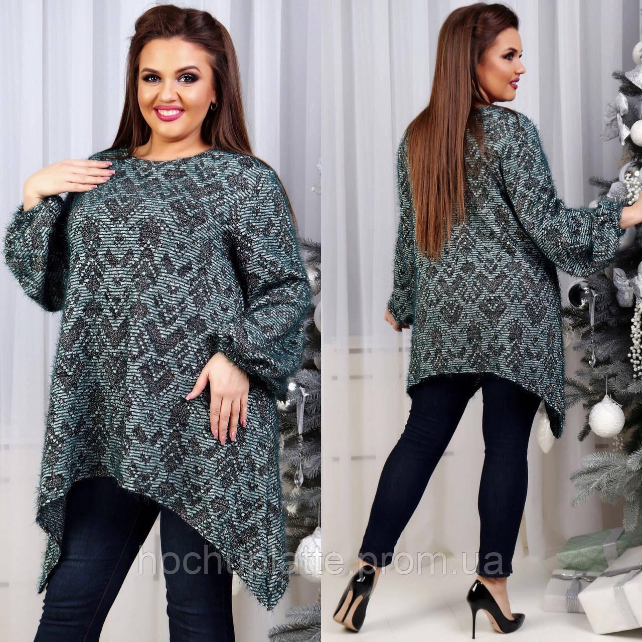 ce6493510378 Туника удлинённая: продажа, цена в Одессе. блузки и туники женские от