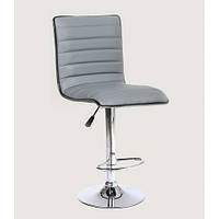 Барный  стул  Хокер HC-1156 серый