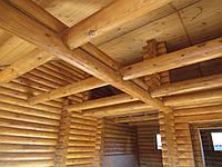 Внутренняя отделка деревянного дома/сруба