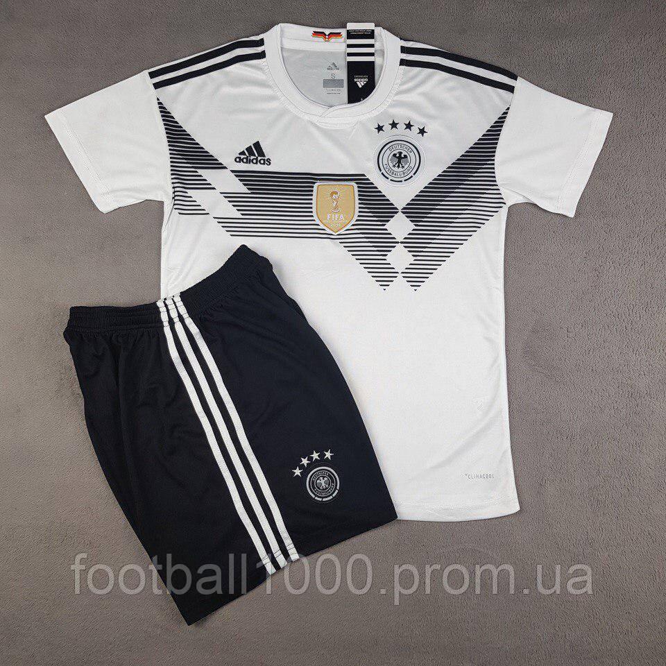 Футбольная форма сборной Германии домашняя 2018-20