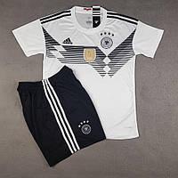 Футбольная форма сборной Германии домашняя 2018-20, фото 1