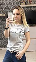 Женская футболка 100% котон. Турция.