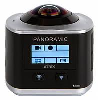 Экшн-камера ATRIX XX100 Panoramic 360° (silver)  , фото 1