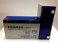 Аккумулятор Bossman Profi 6V 10Ah , фото 1