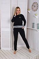 Женский стильный спортивный костюм 42-48 размеры