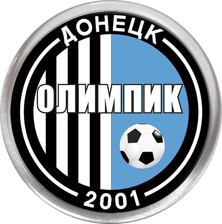 Значок (магнит) ФК Олимпик