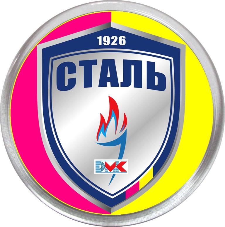 Значок (магнит) ФК Сталь